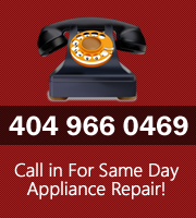 Appliance Repair in Atlanta